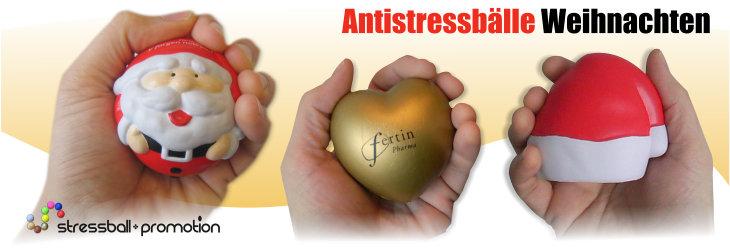 Artikel Weihnachten.Stressball Promotion Antistress Werbeartikel Weihnachten