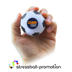 Bild Anti Stress Ball Antistress Fusssball