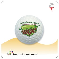 Bild Anti Stress Ball Antistress Golfball Werbeartikel