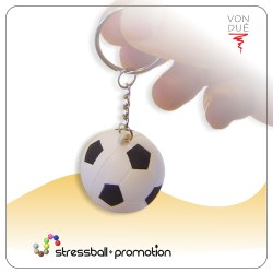 Anti Stress Ball Antistress Schlüsselanhänger Fußball