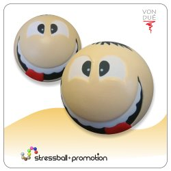 bild antistressball antistress stressball smiley 3d - antistress smiley der neuen generation