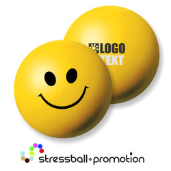 Bild Anti Stress Ball Antistressball Smiley