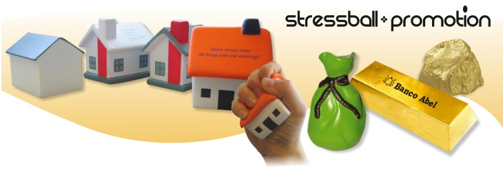 Bild Anti Stress Ball Stressball Häuser und Finanzen