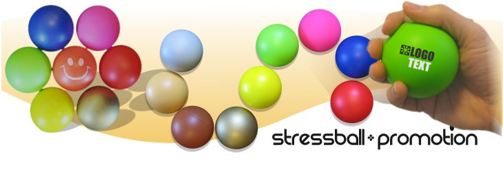 Stressball Promotion